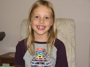 Paulina- 3rd Grade Winner- NOVEMBER